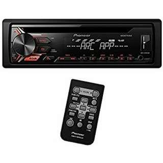 Pioneer DEH-X1950UB Car Stereo.