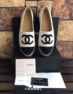 Chanel Flats Espadrilles