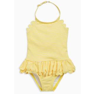 Next Baby Girl Frill Swimsuit