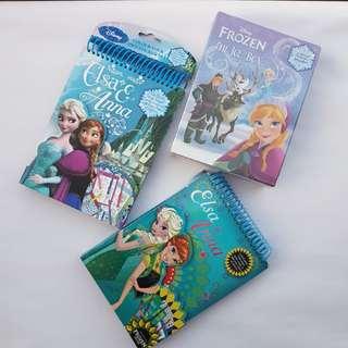 Frozen Children's Activity Book