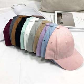 baseball cap PURPLE