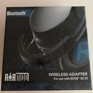 Airmod wireless adapter for Bose QC 25