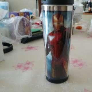 Iron man 3 Water Bottle