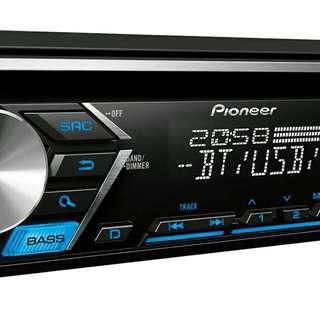 Pioneer DEH-S4050BT Car Stereo. BNIB.
