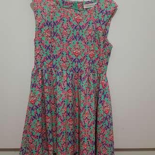 Women's size 12 dress