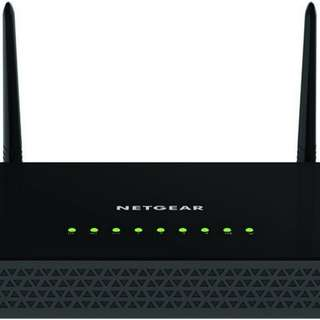 Netgear Router AC 1200 Smart WiFi Router