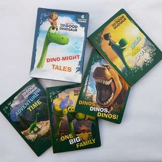 The Good Dinosaur Storybook