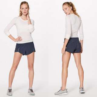 Lululemon Miles Ahead Short 2.5""