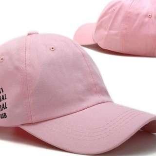 Pink ASSC Cap