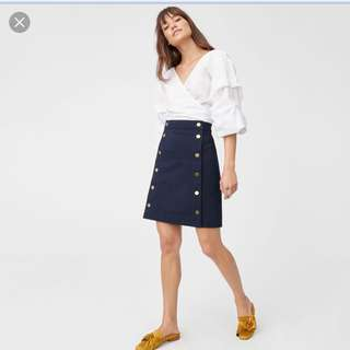 Club Monaco Travus Skirt