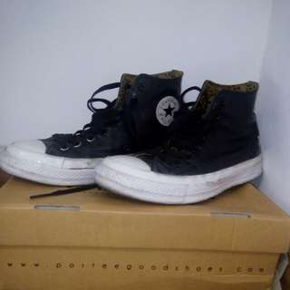 Converse 70s leather x unfeated ( RARE )