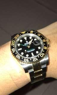 WTB Rolex GMT MASTER II 116713LN