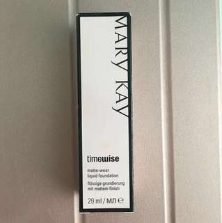 Mary Kay Timewise Matte-wear Liquid Foundation (29ml)
