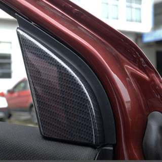 Honda Vezel Side mirror panel (Carbon Fibre Print)