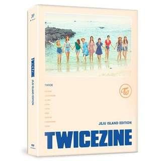 [PREORDER] Twice-Twicezine Jeju Island Edition