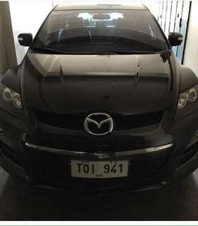 Mazda CX 7 2011
