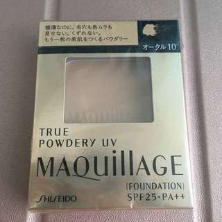 Shiseido Maquillage True Powdery UV Foundation SPF25 PA++ (Refill)