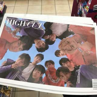 Highcut Wanna One 封面 A version