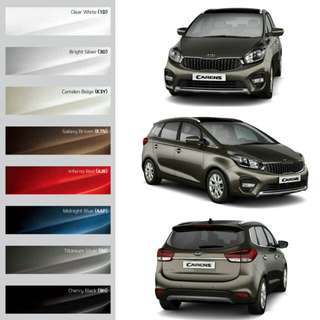 Kia Caren Diesel | Cars for rent | Lease to own | Uber Grab