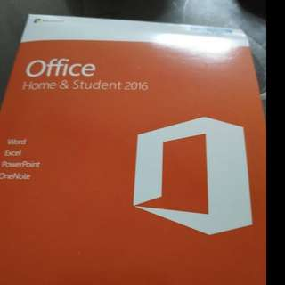 Office 2016 Home and Student Retail set