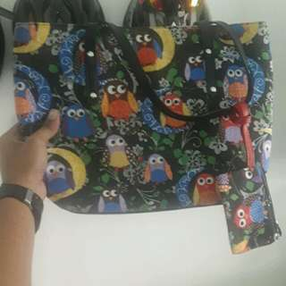 Marikina made tote bag