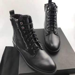 Marc jacobs  boots black 100% new