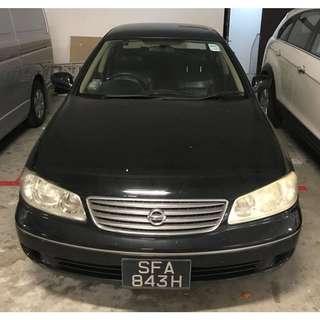 Nissan Sunny (UBER & GRAB Enabled)