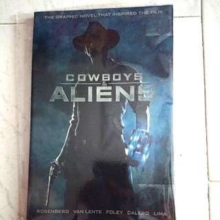 *Free Postage*Cowboys & Aliens Graphic Novel