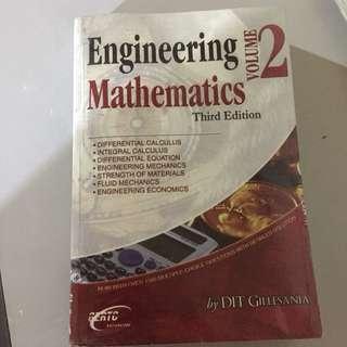 ENGINEERING MATHEMATICS Vol 2