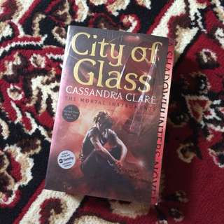 [SEALED] The Mortal Instruments || City of Glass