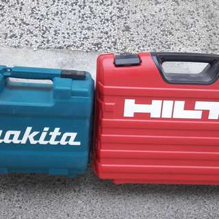 Hammer Drill Hilti & Makitta
