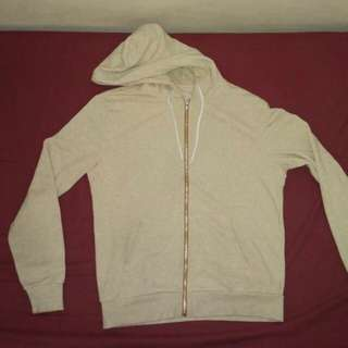 h&m hoodie zipper