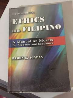 Ethica and the Filipino by Ramon Agapay