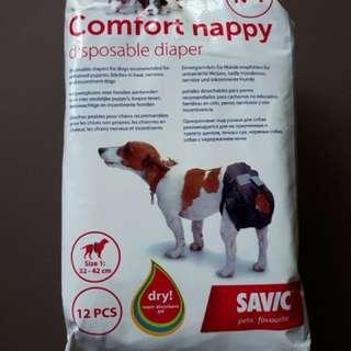 Dog disposable Diapers - Savic
