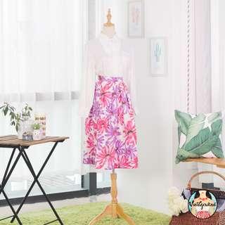 🍿 Vintage Midi Skirt VS1226