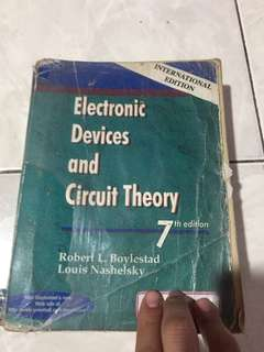 Electronic Devices and Circuit Theory 7th Edition by Boylestad