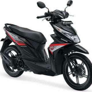 New Honda Beat CW