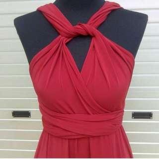 25Ways model dress