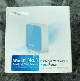 150mbps Wireless N Nano Router(包郵寄費)
