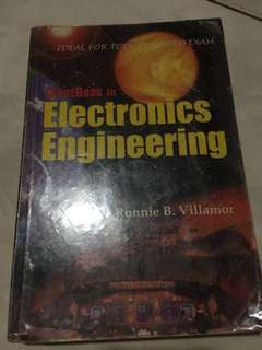 Electronics Engineering by Villamor