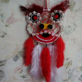 Dreamcatcher chinese lion