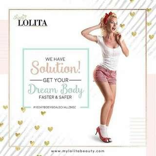 Skinny Lolita 💕💕READYSTOCK💕