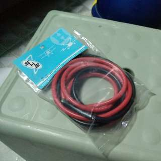 High quality 10awg silicone wire - 1meter