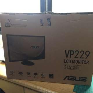"""ASUS 21.5"""" LCD Monitor_VP229TA"""
