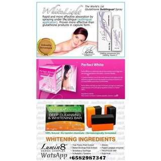 Beauty Products - Combo Package 1 FREE SOAP
