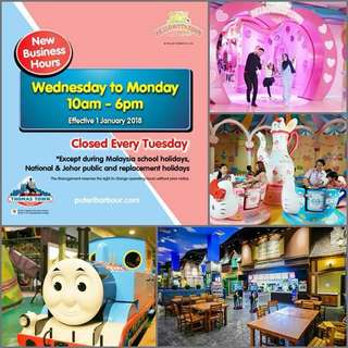 Hello Kitty and Thomas Town Promotions❗️❗️