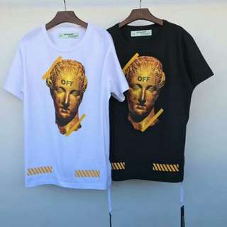 18 OFF design T-shirt collection.High quality production