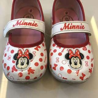 Disney shoes size 8
