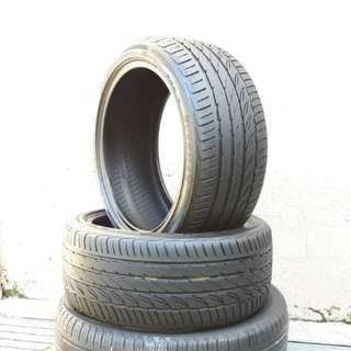 Used 235/40 R18(Sold) Evermax (2pcs) 🙋‍♂️