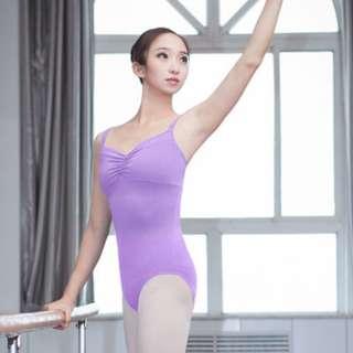 Purple Ballet Leotard